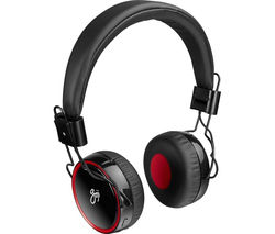 GOJI GONBT15 Wireless Bluetooth Headphones - Black