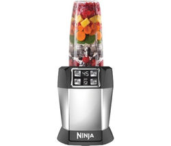 Nutri Ninja BL480UK Blender - Black & Silver