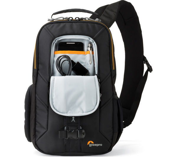2cbc90bfc9c Buy LOWEPRO Slingshot Edge 150 AW Universal Camera Backpack - Black ...
