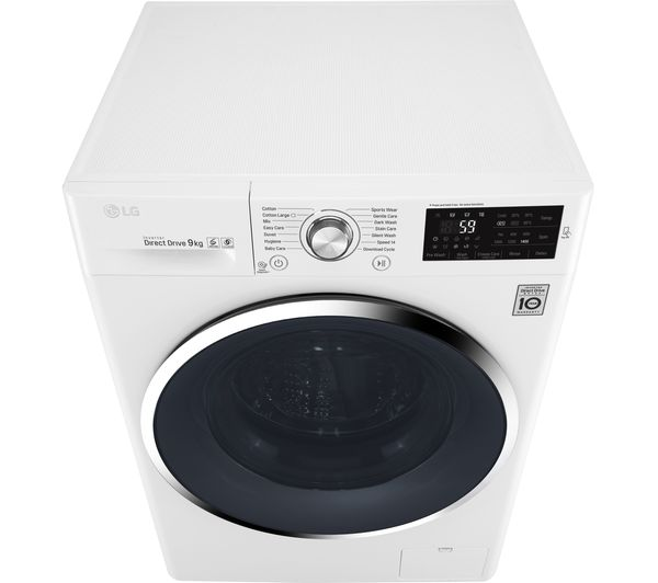 Buy Lg Fh4u2vcn2 Washing Machine White Free Delivery