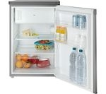 INDESIT TFAA10S Undercounter Fridge - Silver