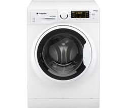 HOTPOINT Ultima S-line RPD10657J Washing Machine - White