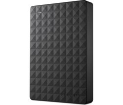 Expansion Portable Hard Drive - 4 TB, Black