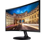 "SAMSUNG C22F390 Full HD 22"" Curved LED Monitor"