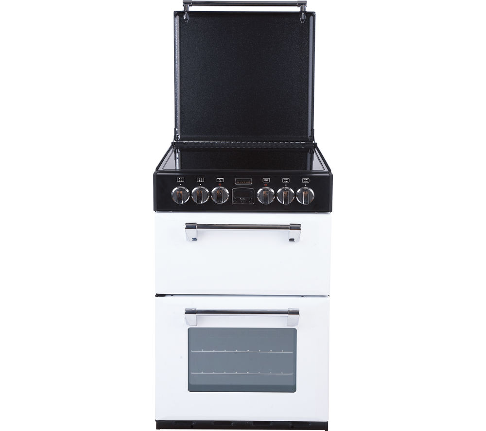 STOVES Richmond 550E Electric Cooker - White