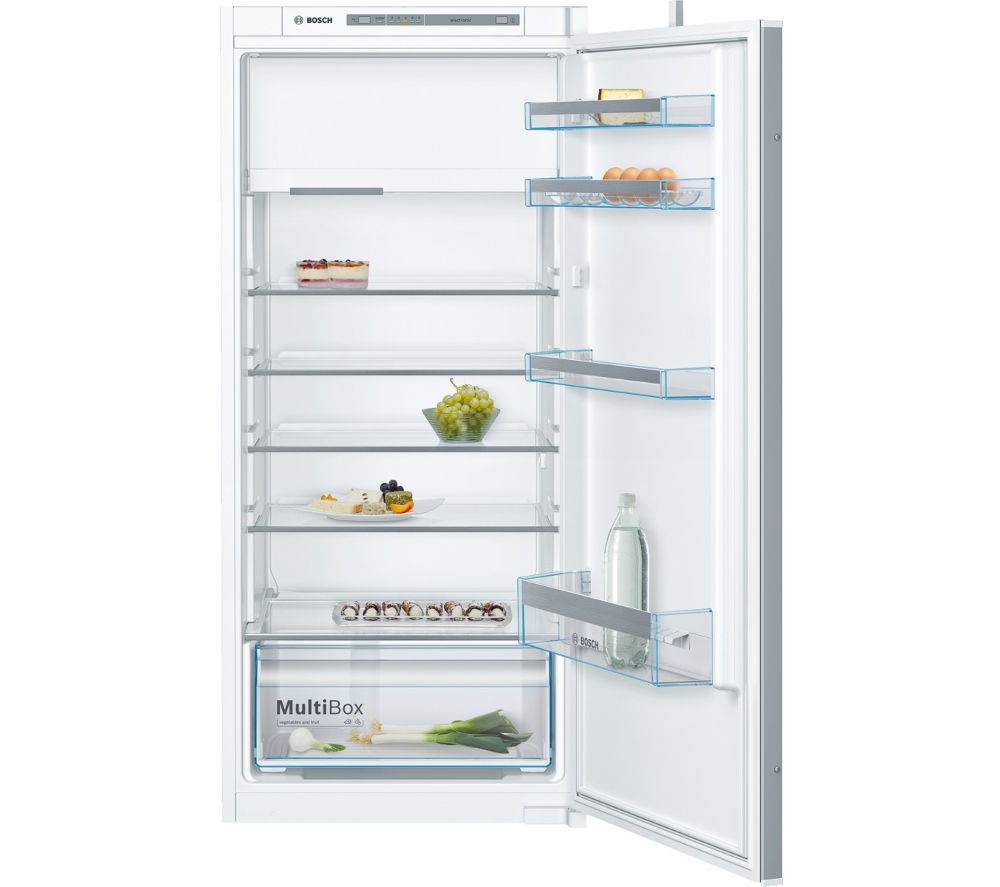 BOSCH Serie 4 KIL42VS30G Integrated Tall Fridge - White