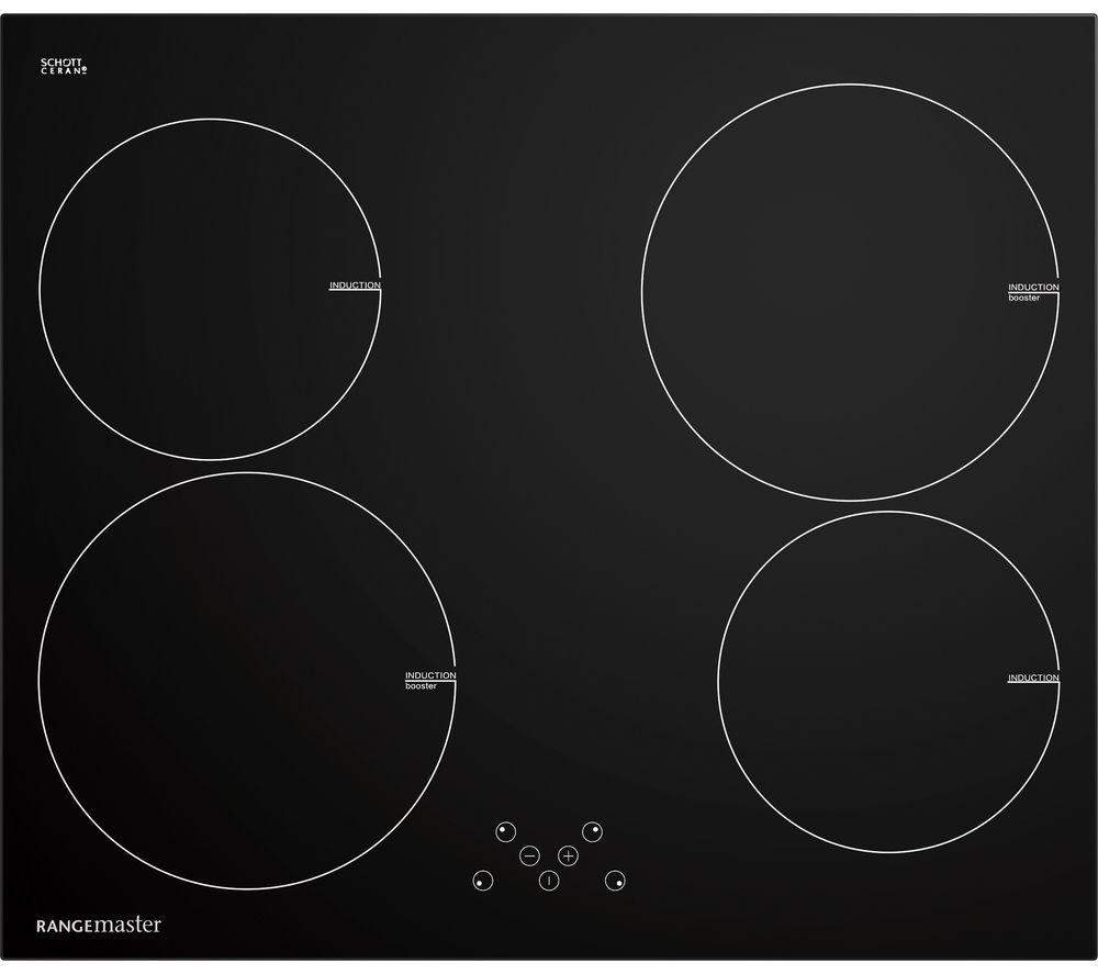 RANGEMASTER RM60HPEIGL Electric Induction Hob - Black