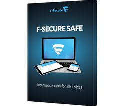 F-SECURE SAFE Internet Security - 1 year for 1 device