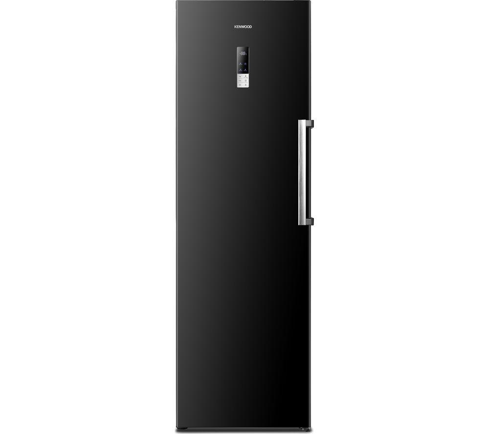 KENWOOD KTF60B17 Tall Freezer - Gloss Black