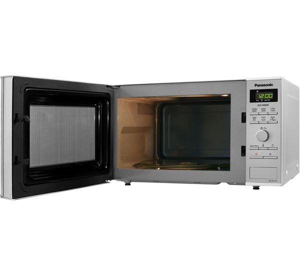 Panasonic Nn Sd27hsbpq Solo Microwave Stainless Steel