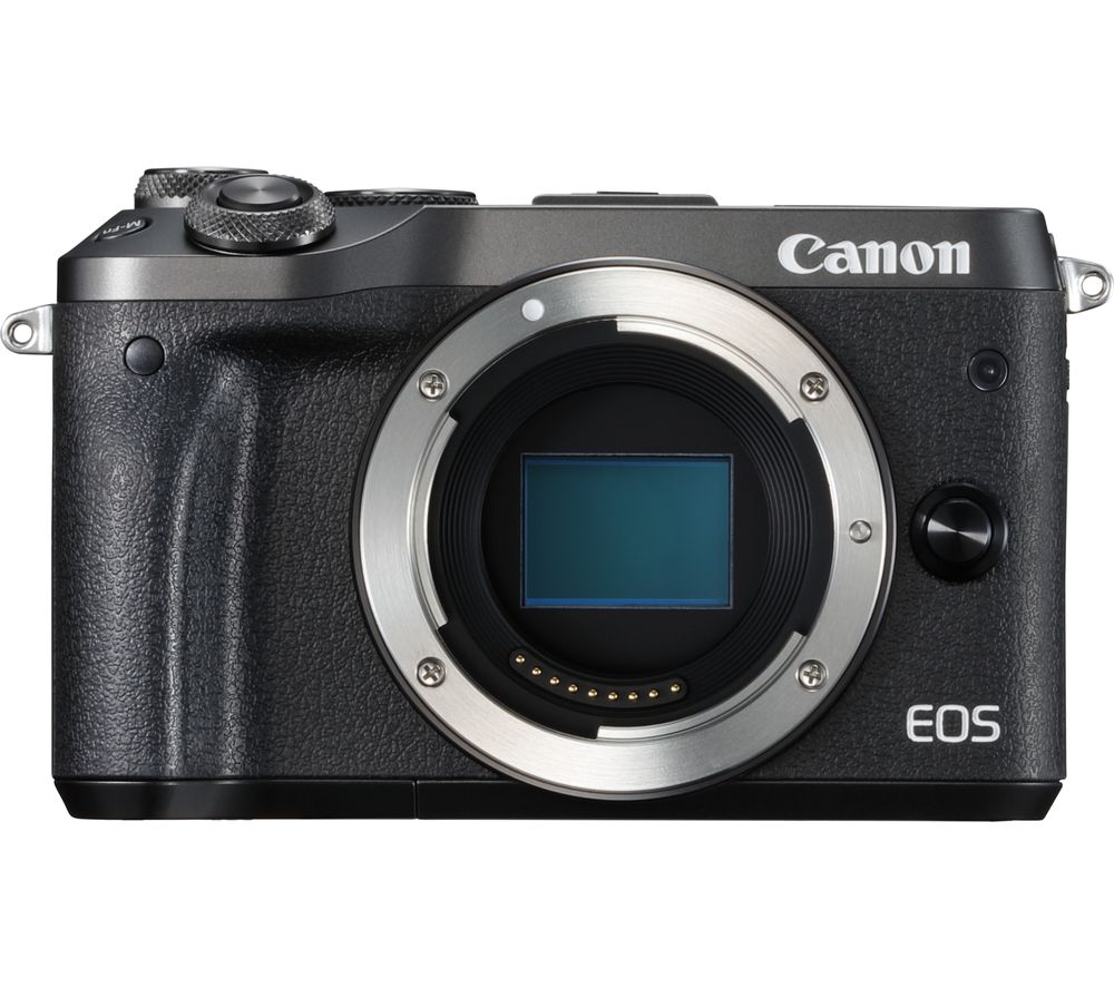 Compare prices for Canon EOS M6 Mirrorless Camera - Body Only