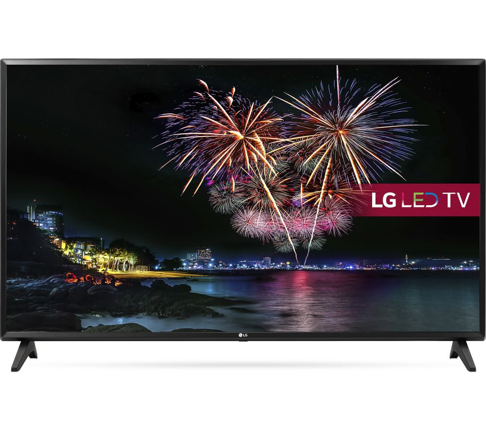 "LG 43LJ594V 43"" Smart LED TV + SH2 2.1 Sound Bar"