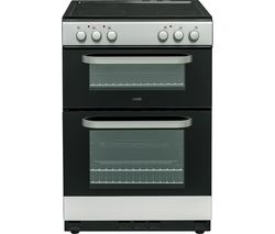 LOGIK LDOC60X17 60 cm Electric Cooker - Inox Best Price, Cheapest Prices