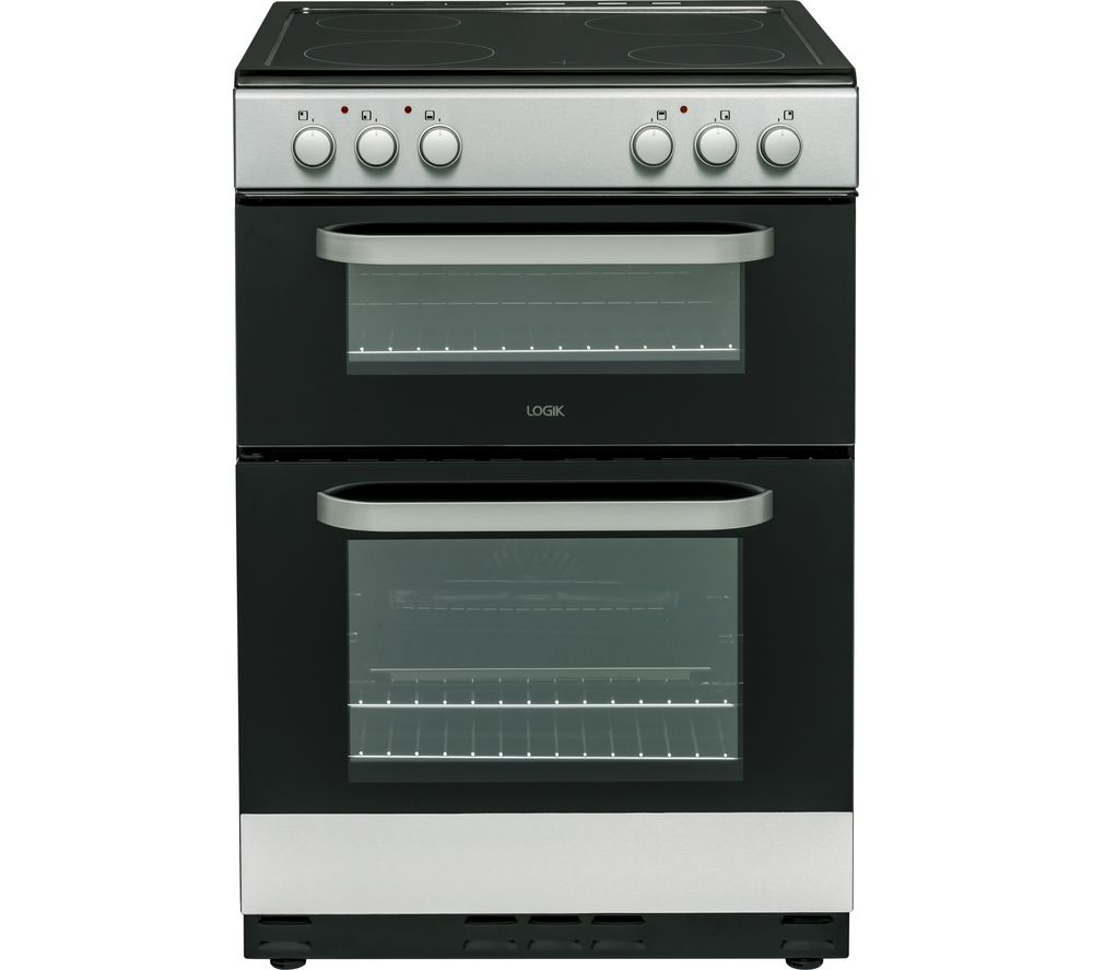 LOGIK LDOC60X17 60 cm Electric Cooker - Inox