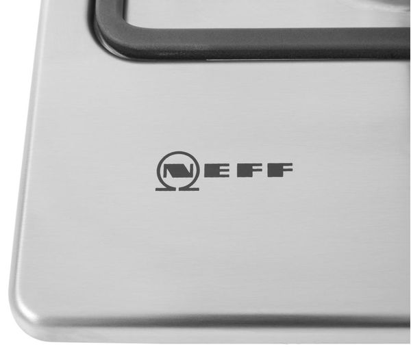 Buy Neff T26bb56n0 Gas Hob Silver Free Delivery Currys