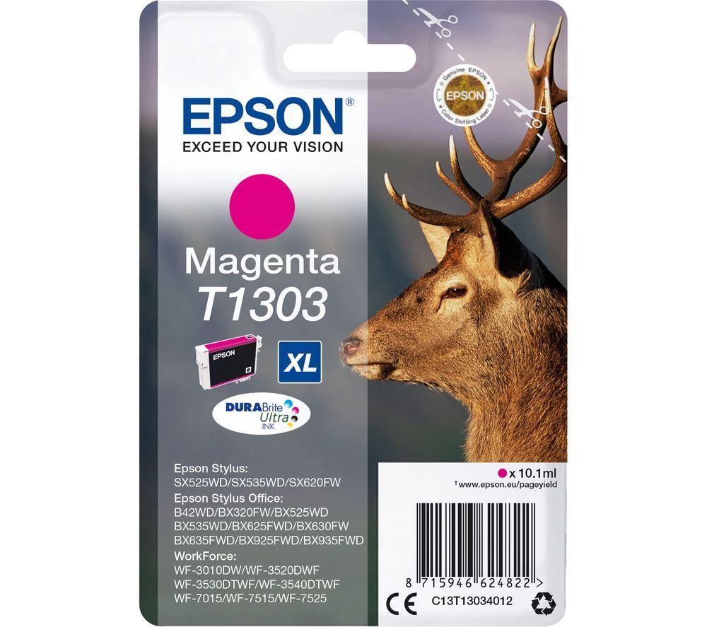 EPSON Stag T1303 Magenta Ink Cartridge
