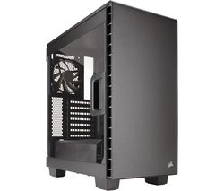 CORSAIR Carbide Clear 400 C ATX Mid-Tower PC Case
