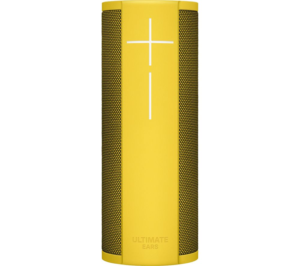 Compare prices for Ultimate Ears Megablast Portable Bluetooth Wireless Voice Controlled Speaker - Super Lemon