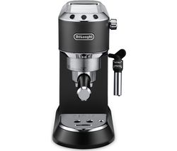 DELONGHI Dedica EC685BK Coffee Machine - Black