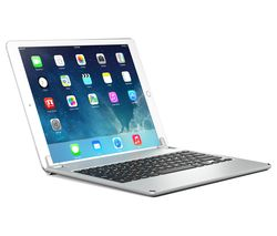 BRYDGE 12.9 Wireless iPad Pro Keyboard - Silver
