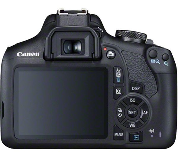 Buy CANON EOS 2000D DSLR Camera - Body Only