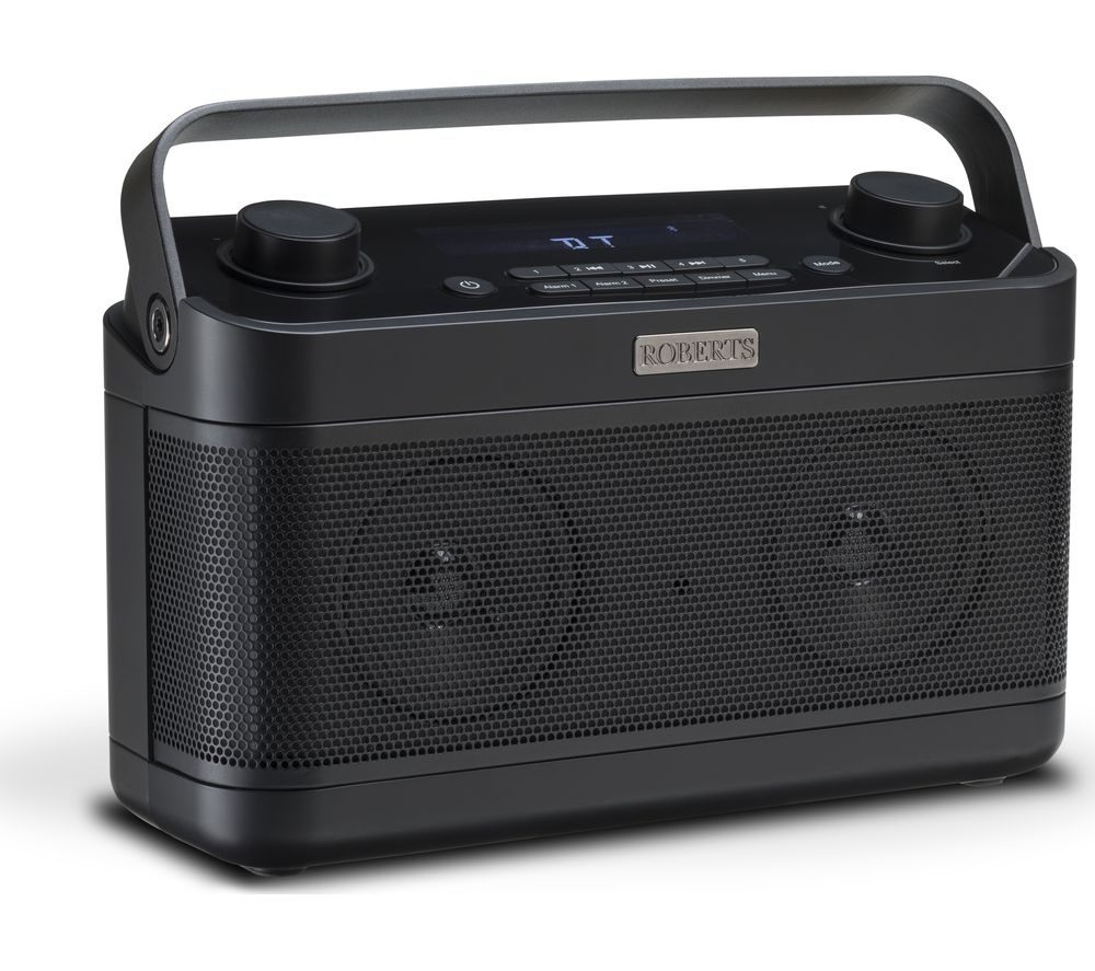 buy roberts blutune 5 portable dab fm bluetooth radio. Black Bedroom Furniture Sets. Home Design Ideas