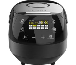 Clever Chef Multicooker - Charcoal