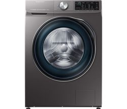 SAMSUNG WW10N645RBX/EU Smart 10 kg 1400 Spin Washing Machine - Graphite