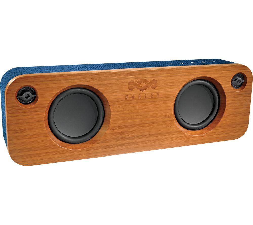 House Of Marley Get Together EM-JA006-DN Portable Bluetooth Speaker specs