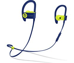 BEATS Powerbeats3 Wireless Bluetooth Headphones - Indigo