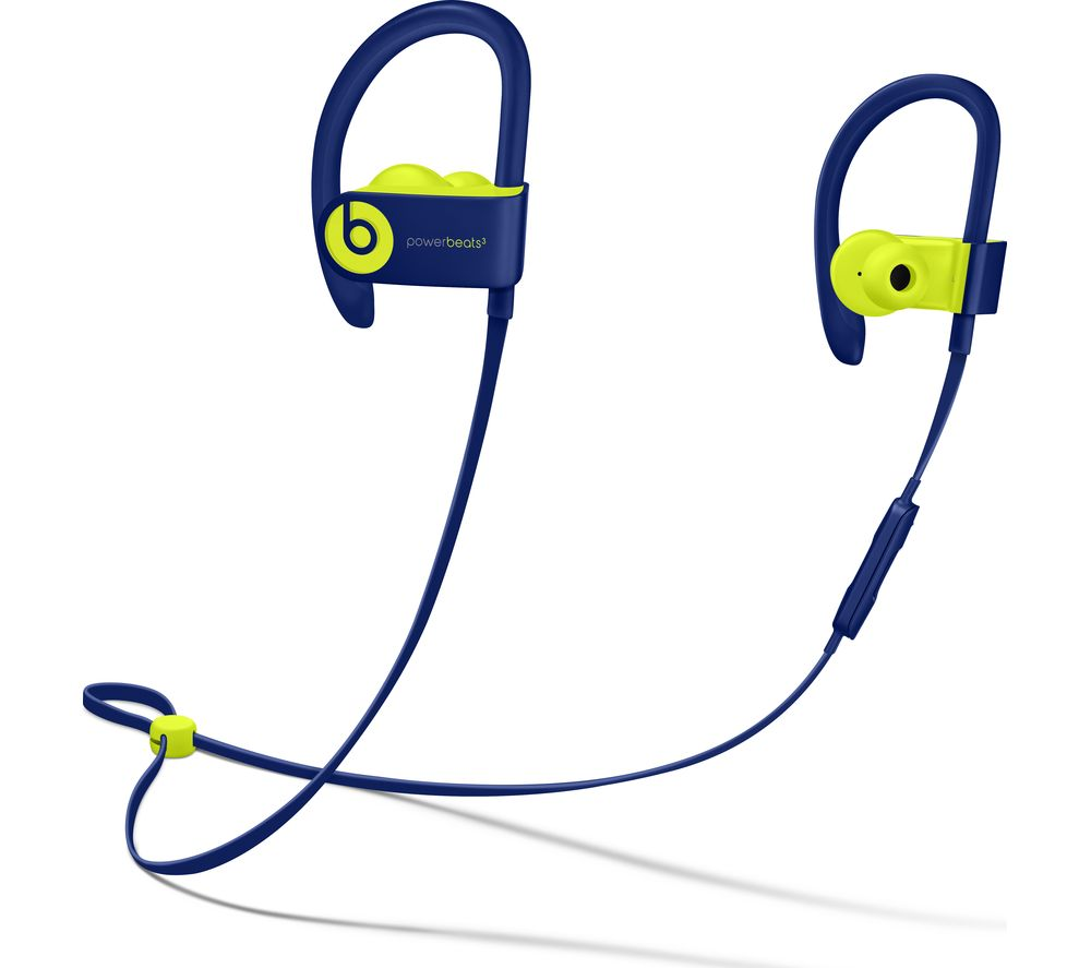 Powerbeats3 Wireless Bluetooth Headphones - Indigo