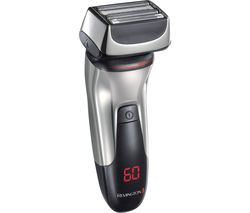 REMINGTON Ultimate Series F9 XF9000 Wet & Dry Foil Shaver - Silver