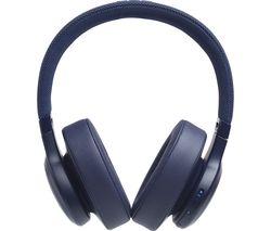 JBL LIVE 500BT Wireless Bluetooth Headphones - Blue