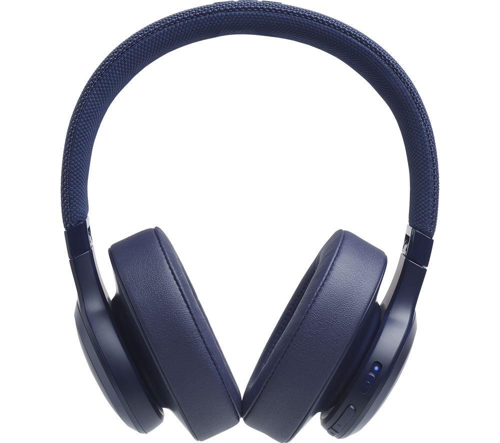 JBL LIVE 500BT Wireless Bluetooth Headphones - Blue