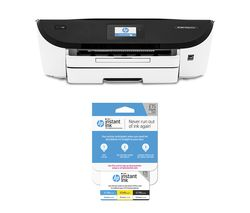 HP Envy Photo 6234 All-in-One Wireless Inkjet Printer & Instant Ink £15 Prepaid Card Bundle