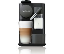 NESPRESSO by De'Longhi Lattissima One EN500.BK Coffee Machine - Black