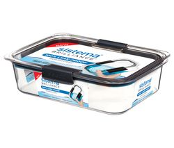 Brilliance Rectangular 2-litre Storage Container