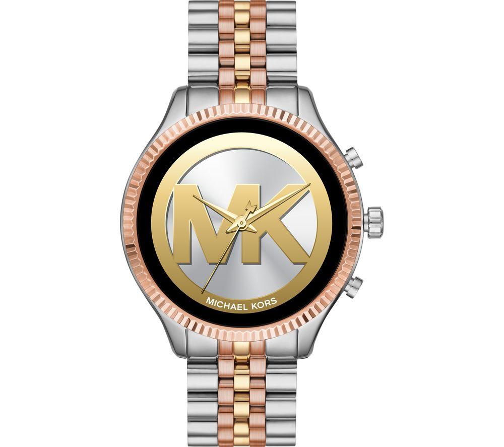 MICHAEL KORS Access Lexington 2 MKT5080 Smartwatch - Silver & Gold