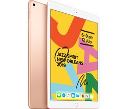 "APPLE 10.2"" iPad (2019) - 32 GB, Gold"