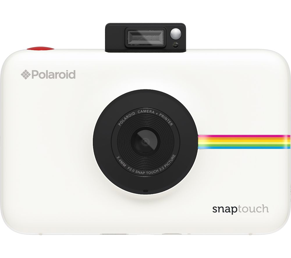 POLAROID Snap Touch Digital Instant Camera - White