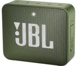 JBL Go 2 Portable Speaker - Moss Green
