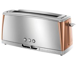 Luna 24310 2-Slice Toaster - Copper