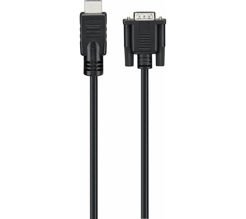 ADVENT HDMI to VGA Cable - 1 m