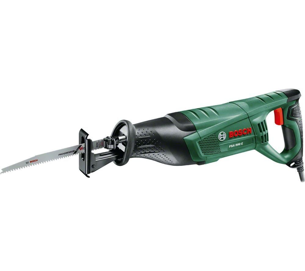 BOSCH PSA 900 E Reciprocating Saw - Green