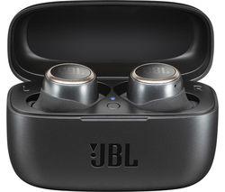 JBL Live 300TWS Wireless Bluetooth Earphones - Black