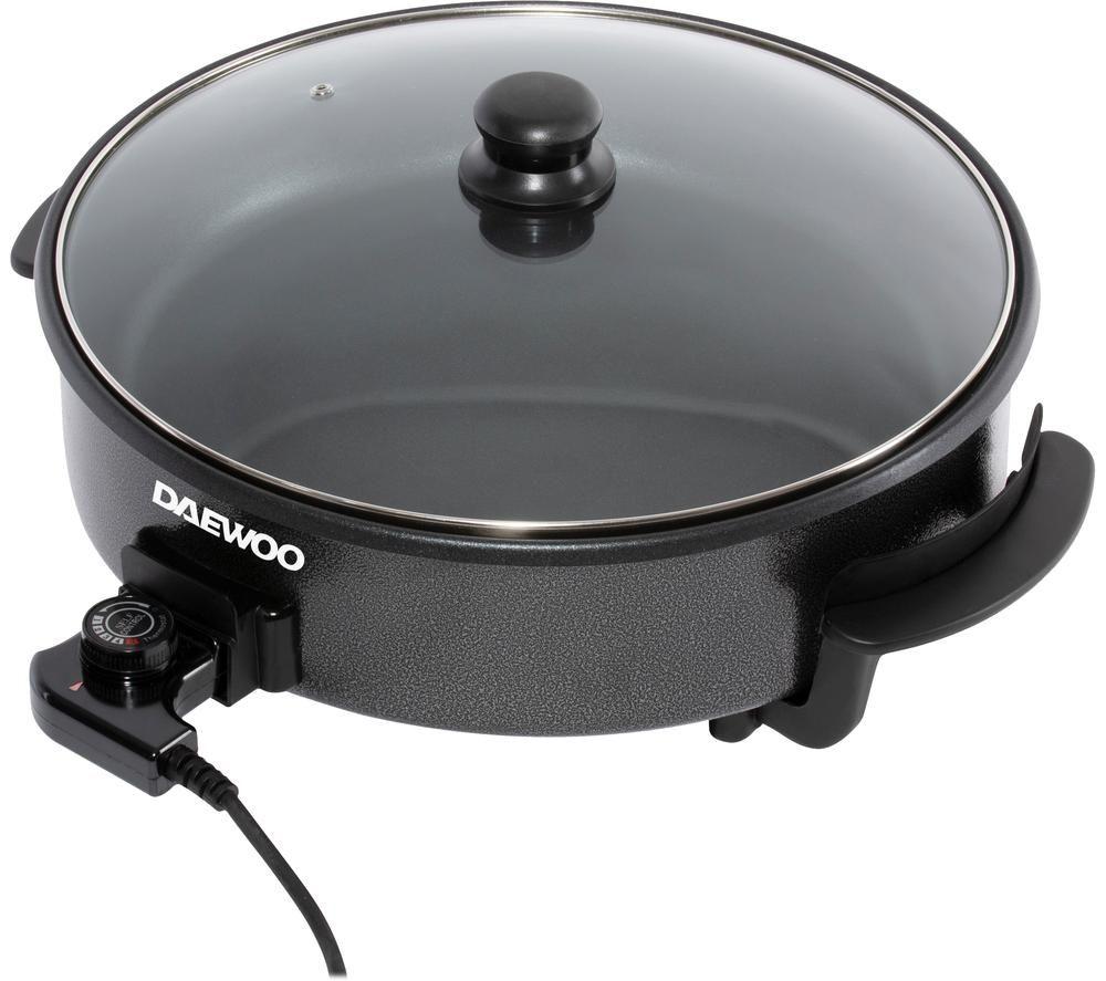 DAEWOO SDA1746 Multi Cooker - Black