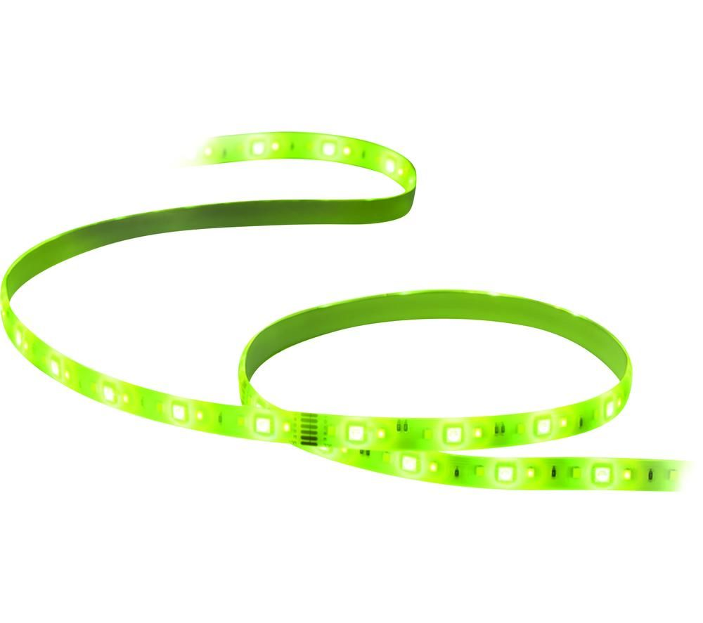 WIZ CONNECTED Colors + Tunable Whites Smart LED Light Strip - 2 m
