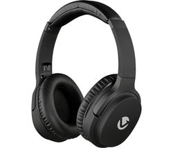 Rhapsody Series VK-2006-BK Wireless Bluetooth Noise-Cancelling Headphones - Black