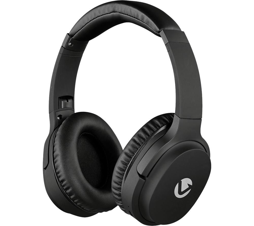 VOLKANO Rhapsody Series VK-2006-BK Wireless Bluetooth Noise-Cancelling Headphones - Black