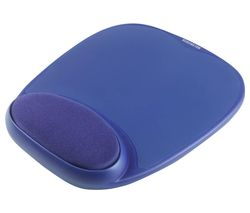 Wrist Pillow Mouse Mat - Blue